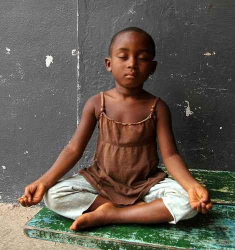 How To Get Kids to Meditate – makes NATURAL sense